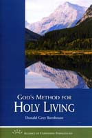 God's Method for Holy Living cover image